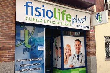 Fisiolife Plus Parque de las Avenidas, Guindalera, Madrid