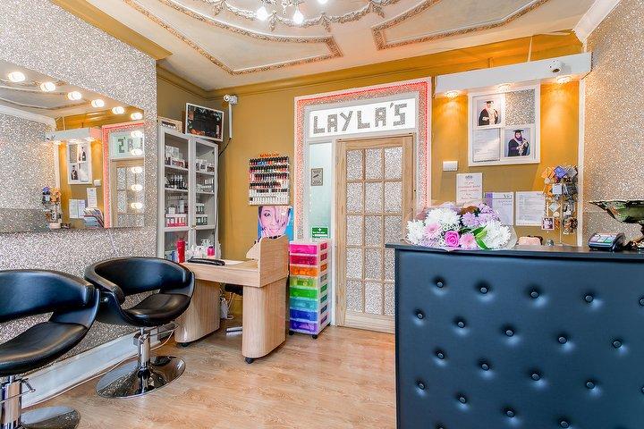 Laylas Beauty Hub Beauty Salon In Manor Park London Treatwell