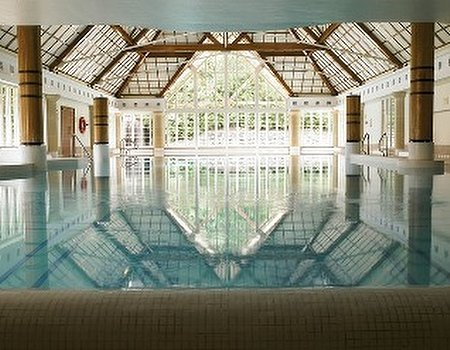 Tried and Tested: Relax day at Champneys, Forest Mere