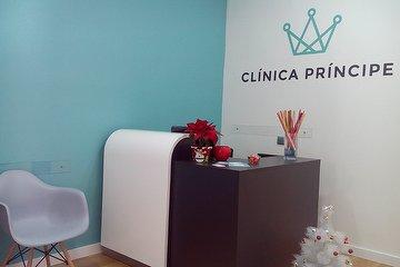 Clínica Príncipe, Lista, Madrid