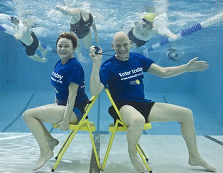 Take the plunge and sign up for Swimathon 2011