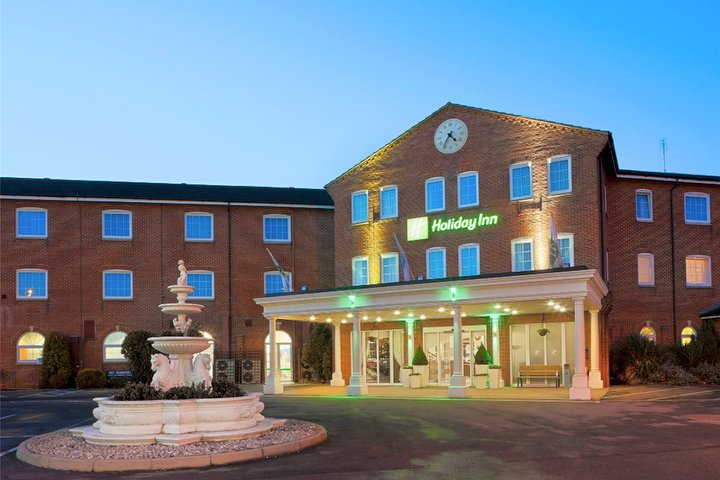 3d Health Amp Fitness At Holiday Inn Corby Hotel Spa In