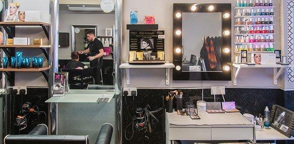 Paul allan hair and beauty hair salon in partick for Aaina beauty salon glasgow