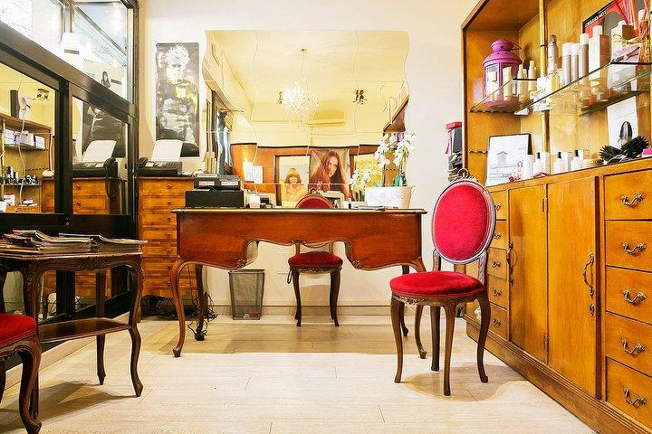 Il salone di una volta parrucchiere a salario roma for Via lima 7 roma