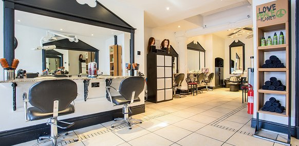 Talking heads didsbury hair salon in didsbury for Beauty salons in manchester