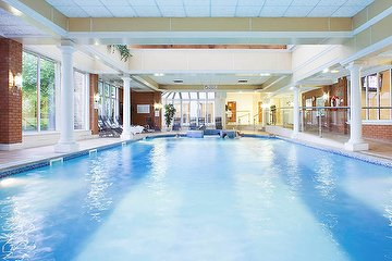 Spa Naturel Fitness at Mercure Blackburn Dunkenhalgh Hotel & Spa
