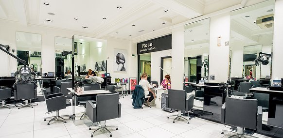 Razors edge royal exchange hair salon in central retail for Beauty salons in manchester