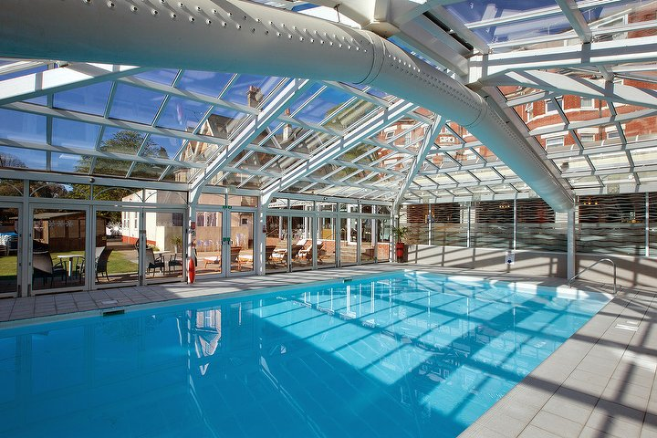 Health club and spa at bournemouth westcliff hotel hotel - Bournemouth hotels with swimming pools ...