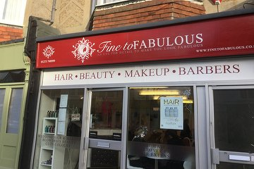 Fine to Fabulous Hair, Makeup, Beauty