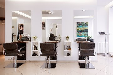 Idriz Biserovic Hairdesign