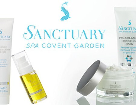 Treatwell news: exclusive Sanctuary gift set offer
